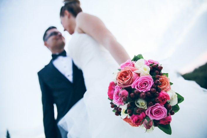 Fotografía de boda en Aranjuez