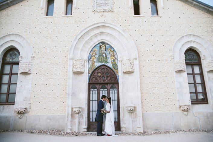 Fotografía de Boda Castillo de Viñuelas Tres Cantos