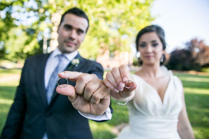 Foto de boda en Puertollano