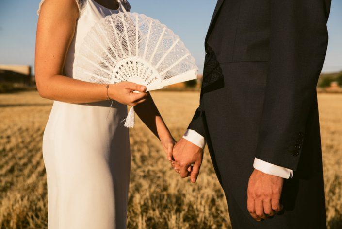Fotos de boda en complejo la cigueña