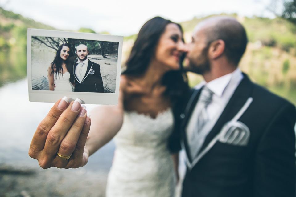 Polaroids en tu boda